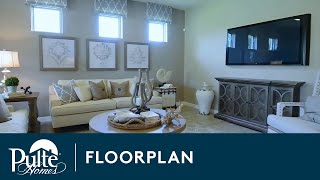 New Homes in FL | New Home Design | Ranch Home | Summerwood | Pulte Homes