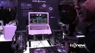 Pioneer DDJSB2 at DJ EXPO 2017 with I DJ NOW