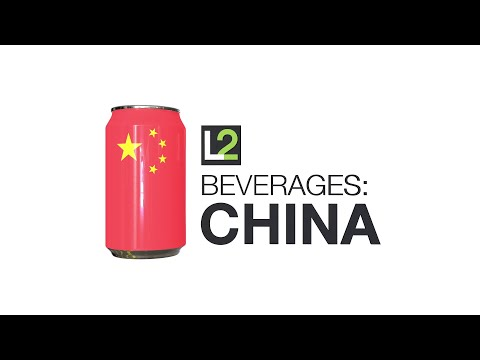 China For Beverage Brands: Challenges And Opportunities