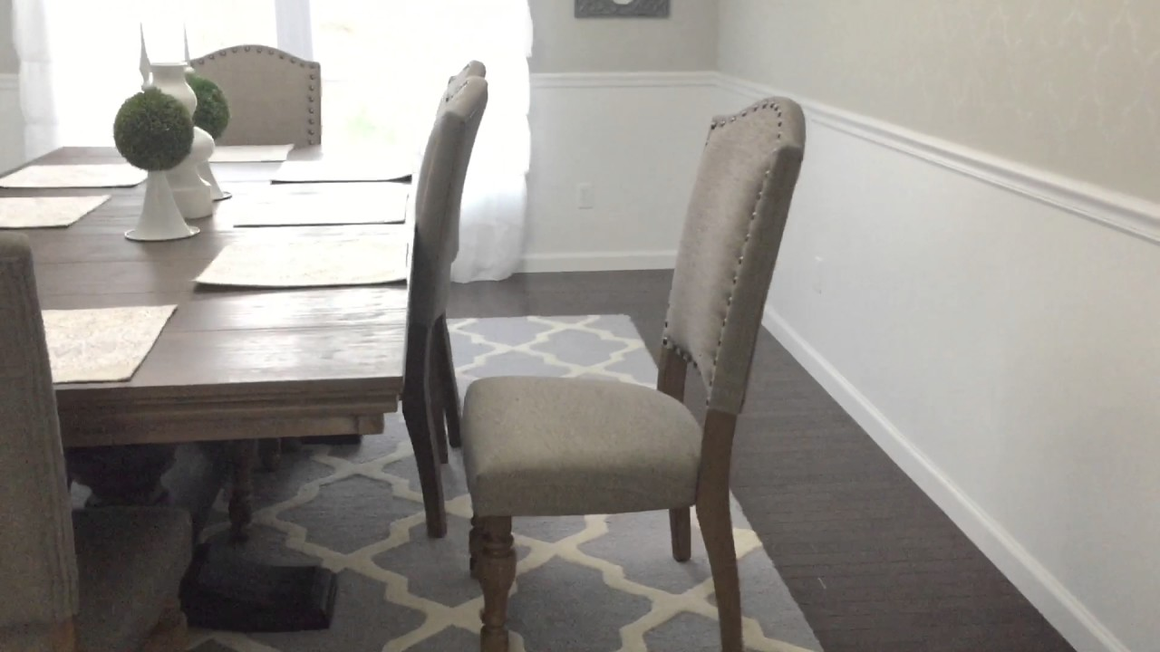 Ashley Furniture Table And Chairs