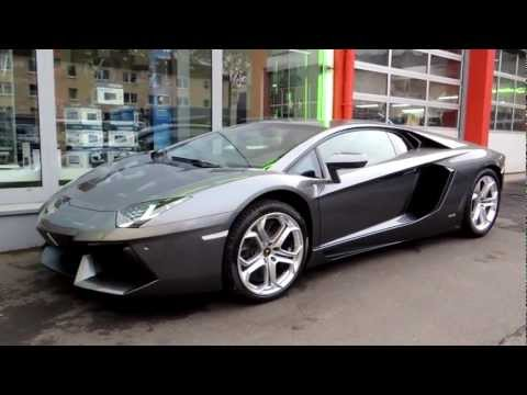 Lamborghini Aventador LP700-4 Review/Soundcheck