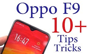 OPPO F9 Top 10 Tips and Tricks