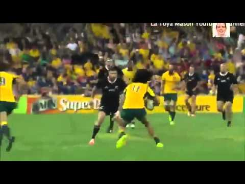 Australia v New Zealand Bledisloe Cup HD Full Match 2014