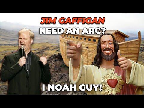 'Oh Jesus...'  Jim Gaffigan Standup (Beyond the Pale)