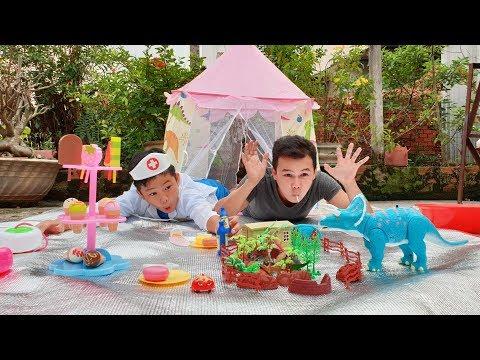 Trò Chơi Bé Pin Baby Doctor ❤ ChiChi ToysReview TV ❤ Đồ Chơi Trẻ Em Baby Doli Fun Song Bài Hát Vần T