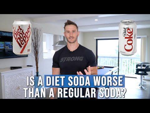 Is Diet Soda WORSE Than a Sugary Soda?