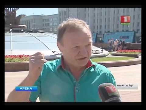 Николай Сотский о тренажере Бизон