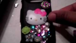 DIY: Hello Kitty Deco Bling Phone Case Thumbnail