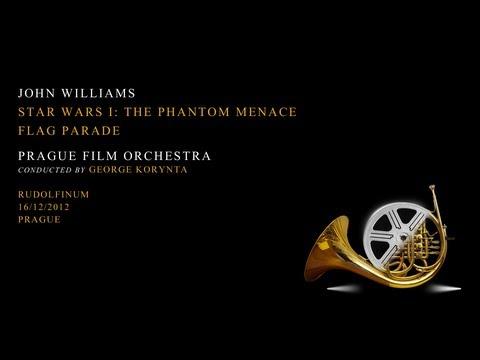 Williams: Star Wars: Flag Parade · Korynta · Prague Film Orchestra (LIVE) mp3
