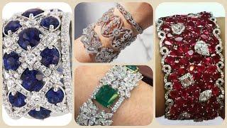 New stylish party wear bracele…