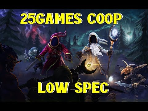 TOP 25 LOW SPEC PC COOP GAMES 2019