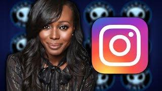 TITANS actress disables Instagram comments, media blames rabid DC fans