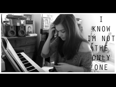 Download I know I'm not the only one  - Sam Smith cover