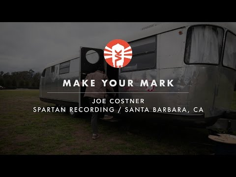 Make Your Mark With Joe Costner of Spartan Recording
