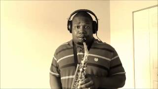 """""""Take Me to the King"""" by Tamela Mann, Instrumental Sax Cover by Jamal Riley"""