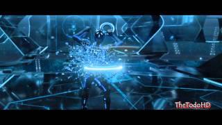 Tron El Legado (Tron Legacy) Trailer (Español Latino) FULL HD