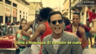 Gente De Zona-La Gozadera  (Ft.  Marc Anthony)Letras-Lyrics