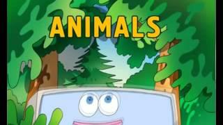 Повчальний мультфільм Англійська мова для дітей! Развивающие мультфильмы Английський язык