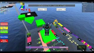 ROBLOX: Mega Fun Obby (STAGES 101-200) by Bloxtun - Gameplay/Walkthrough