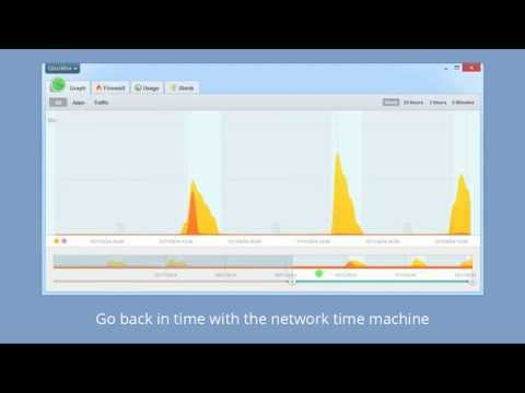 GlassWire Free Firewall Demo