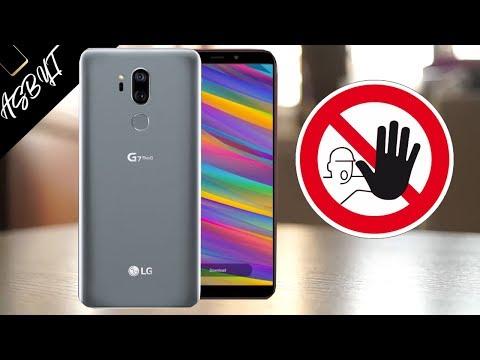 Xiaomi Mi 6X - DON'T BUY!!! + ( LG G7 ThinQ Is HERE!!! )