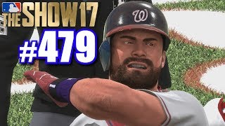 WHY I DON'T SWEAR IN MY VIDEOS! | MLB The Show 17 | Road to the Show #479