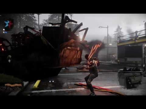 inFamous Second Son Pt.2 (Walkthrough) - Hello Seattle