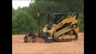 Cat® AccuGrade™ System For Compact Construction Equipment
