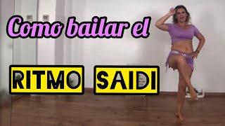 Cursos Danza del Vientre Ritmo Saidi