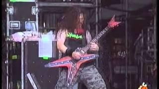 Pantera Rock in Milano 1998 (Walk-A new level Live)