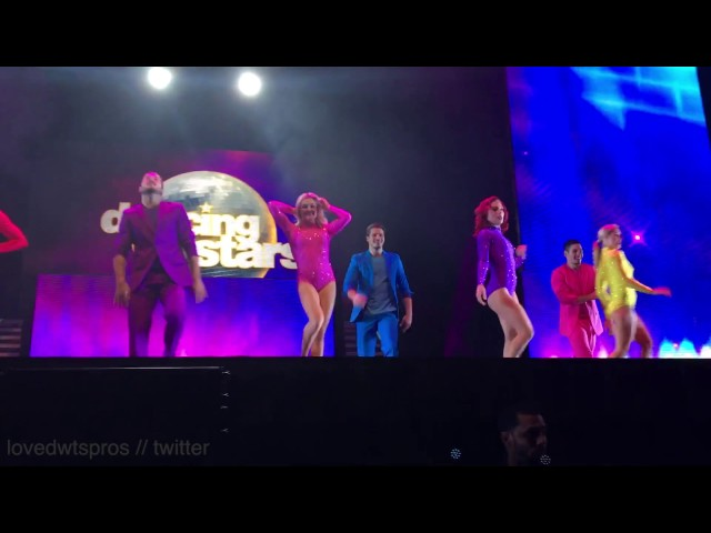 DWTS TOUR: Opening Number
