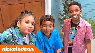 Под одной крышей | Приключение начинается! | Nickelodeon Россия