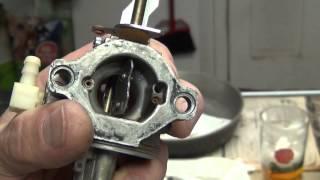 LMT Walbro Carburetor Complete Cleaning / Makeover