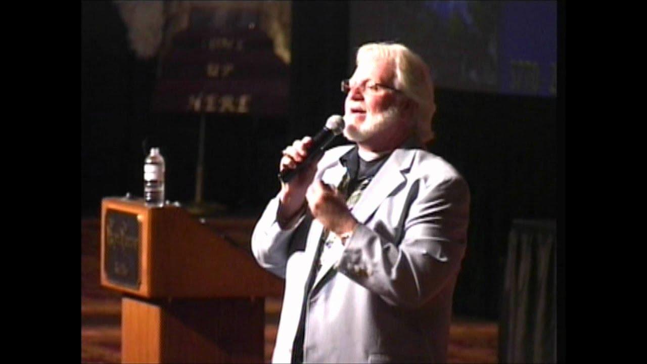 Chuck Pierce Prophecy over Canada