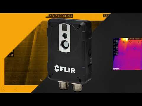 Compact FLIR thermal imager is a game changer for condition monitoring