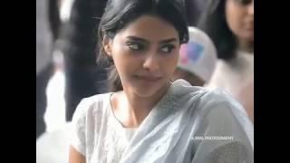 Aiswarya lakshmi cute expression |malayalam actress|aiswarya lakshmi