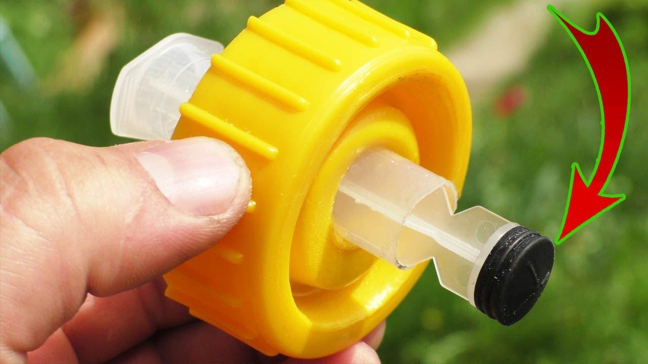 Достойное Применение Пластиковых Канистр! Сделай и ты себе!