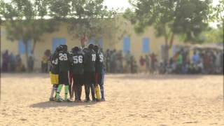 BUD Trailer: Football Heals the Wounds of War in Darfur | VICE Modern Football Stories