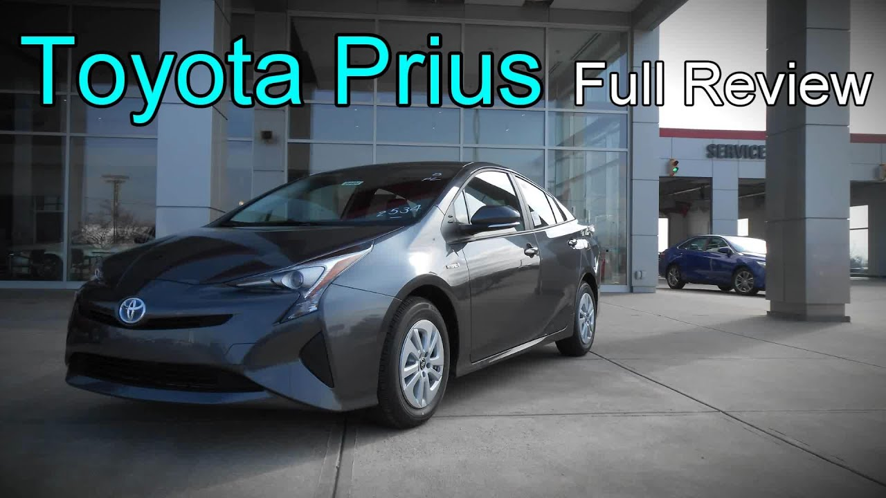 2016 toyota prius full review two two eco three three touring four four touring youtube. Black Bedroom Furniture Sets. Home Design Ideas