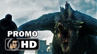 GAME OF THRONES S07E05 Official Promo Trailer (HD) Emilia Clarke HBO Series