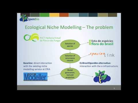 EUBrazilOpenBio Training: Ecological Niche Modelling with EUBrazilOpenBio