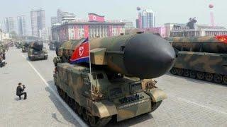 كوريا الشمالية تنجح في اختبار صواريخ جديدة قادرة على حمل رؤوس نووية