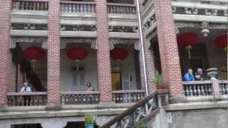 Victorian Era Buildings on Gulangyu Island, China