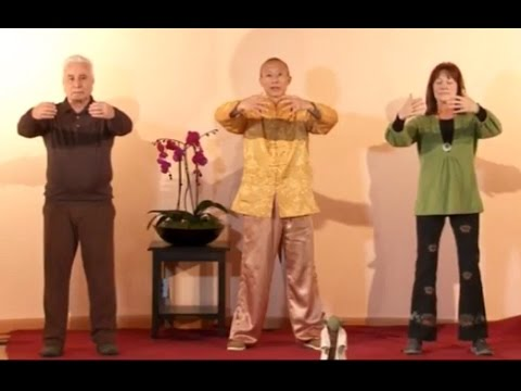 Wisdom Healing Qigong and Conscious Aging ♡ A Simple Guided