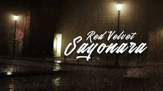 Download Red Velvet - Sayonara but outside of a club taking a smoke break and it's raining  [USE HEADPHONES] Mp3