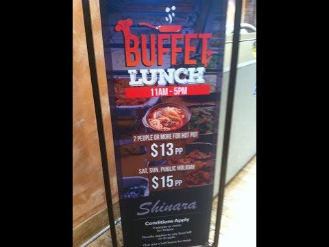 Cheap Buffet In Sydney (All You Can Eat)