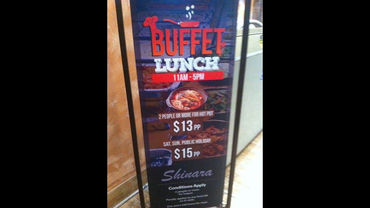 Cheap Buffet in Sydney (All you can Eat) YouTube