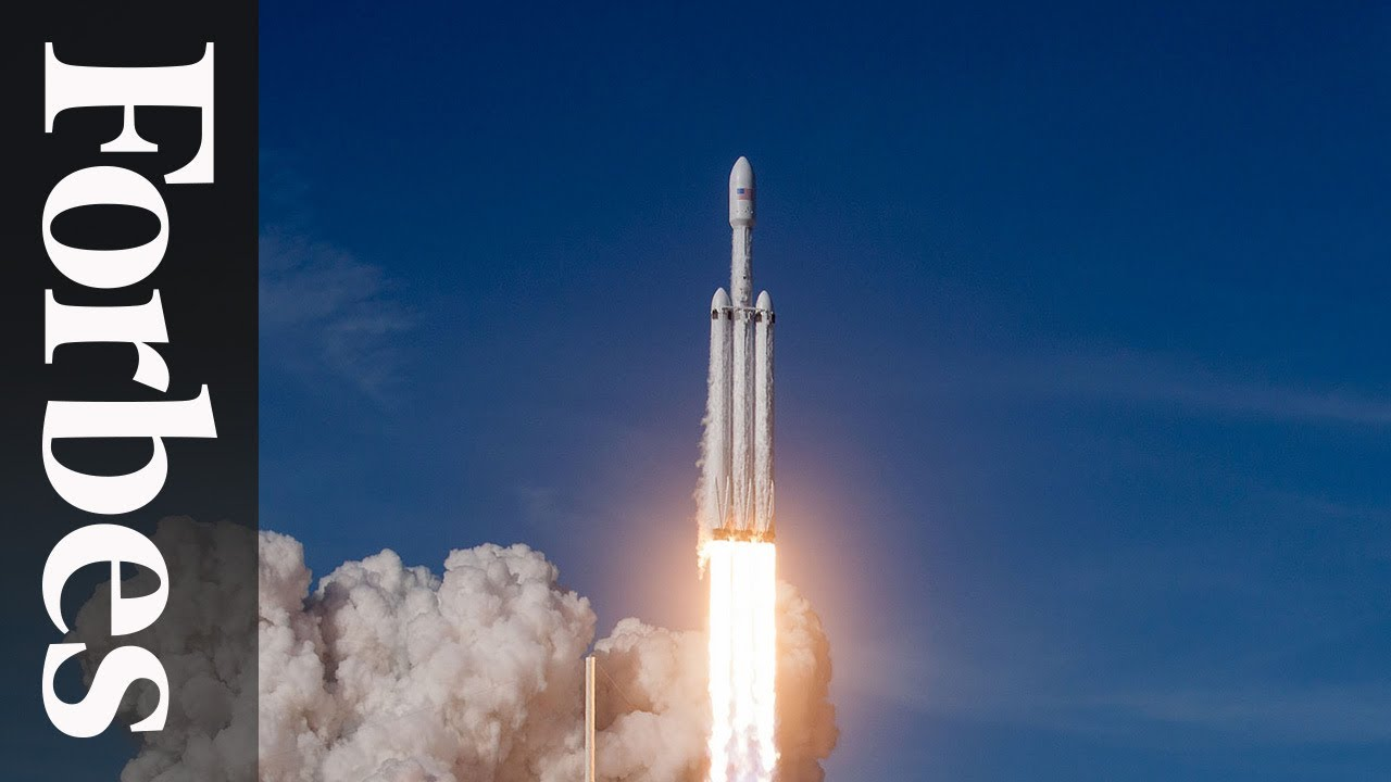 SpaceX Launches A Rocket; Cryptocurrency's Richest People  | Forbes Flash