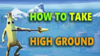 How to Retake High Ground in 4 Steps