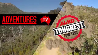 Toughest Tow Test - New AL-KO Off-Road Coupling